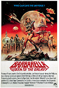 Pos Prints - Barbarella Aka Barbarella Queen Of The Print by Everett