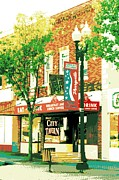 Sheri Parris - Barber Shop and City...