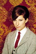 1960s Portraits Framed Prints - Barbra Streisand, 1960s Framed Print by Everett