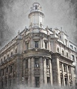 Artistic Photo Originals - Barcelona Architecture by Sophie Vigneault