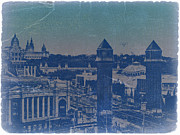 Beautiful Cities Photo Prints - Barcelona Print by Irina  March