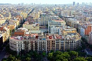 Travel Photography Originals - Barcelona by Sophie Vigneault