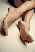 Sexy Soles Photos - Bare on the wall by Tos Photos