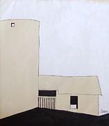 Barn 5 Print by Rod Ismay