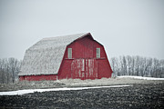 Planet Factory Framed Prints - Barn Days Framed Print by Jason Lee