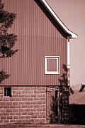 Brick Originals - Barn Detail by Jame Hayes