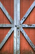 Barn Door 2 Print by Dustin K Ryan