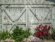 Cindy Nunn Art - Barn Door Chic by Cindy Nunn