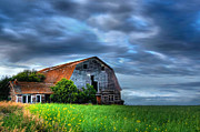 Ian Macdonald Metal Prints - Barn Metal Print by Ian MacDonald