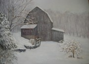 Bonita Waitl - Barn in Up State New York