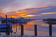 Kelly S Andrews - Barnegat Light Sunset...