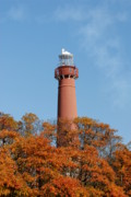 Barnegat Inlet Photo Posters - Barnegat Lighthouse 16 Poster by Joyce StJames