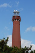 Barnegat Inlet Photo Posters - Barnegat Lighthouse 17 Poster by Joyce StJames