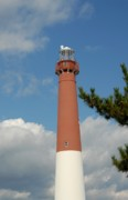 Barnegat Inlet Photo Posters - Barnegat Lighthouse 21 Poster by Joyce StJames
