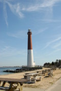 Barnegat Inlet Photo Posters - Barnegat Lighthouse 22 Poster by Joyce StJames