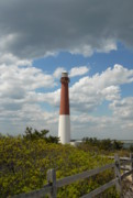 Barnegat Inlet Photo Posters - Barnegat Lighthouse 25 Poster by Joyce StJames