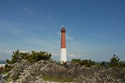 Barnegat Inlet Prints - Barnegat Lighthouse 70 Print by Joyce StJames