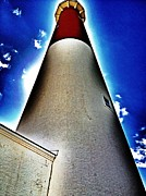 Iphoneonly Art - Barnegat Lighthouse by Jaclyn Dilling
