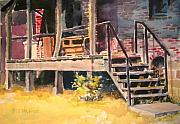 Bill Meeker - Barns Of Chetopa - 2