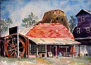 Bill Meeker - Barns Of Chetopa - 3
