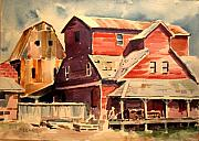 Bill Meeker - Barns Of Chetopa -1