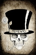 Day Of The Dead Framed Prints - Baron Samedi Framed Print by Shayne of the  Dead