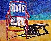 Lawn Chair Originals - Barrio Lawn Chair by Kitty Schwartz