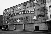 Ballroom Posters - barrowland ballroom in Glasgows east end glasgow Scotland UK Poster by Joe Fox