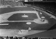 Boston Red Sox Photo Metal Prints - Baseball Game, 1967 Metal Print by Granger