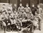 Player Photo Posters - Baseball: West Point, 1896 Poster by Granger