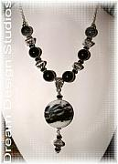 Featured Jewelry - Basic Black Attire by Donna  Phitides
