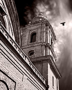 Asheville Digital Art - Basilica of St. Lawrence  by Gray  Artus