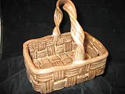 Featured Ceramics - Basket Weave by Michael Anthony-Nagy
