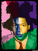 Basquiat Posters - Basquiat Poster by August Fairchild