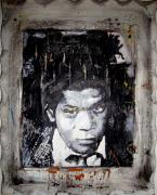 Basquiat Posters - Basquiat Poster by Leigh Odom