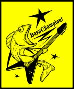 Champion Prints - Bass Champion Print by Christopher Capozzi
