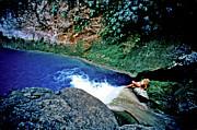 Johnny Sandaire - Bassin Blue - Jacmel Haiti
