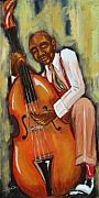 Player Originals - Bassman by Daryl Price