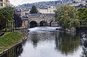 Bath England Framed Prints - Bath England Framed Print by Jon Berghoff
