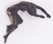 Bronze Sculptures - Bather Two by Michael Rutland