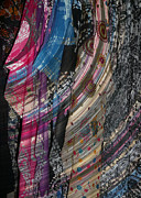 Dresses Art - Batik by Lori Seaman