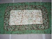 Pattern Tapestries - Textiles Originals - Batik Scarf by Nalini Pitigala
