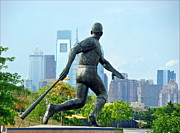 Citizens Bank Park Philadelphia Photos - Batters City View by Alice Gipson