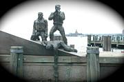 Mark Gilman - Battery Park Memorial