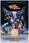 1980 Framed Prints - Battle Beyond The Stars, Center Framed Print by Everett
