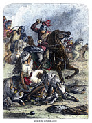 Turban Framed Prints - Battle Of Assaye, 1803 Framed Print by Granger