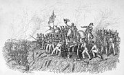 U.s. Army Prints - Battle Of Buena Vista Print by Granger