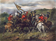 British Empire Posters - Battle Of Cowpens, 1781 Poster by Granger