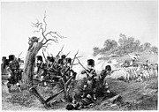 Bayonet Prints - Battle Of Harlem, 1776 Print by Granger
