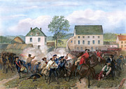 Minuteman Art - Battle Of Lexington, 1775 by Granger